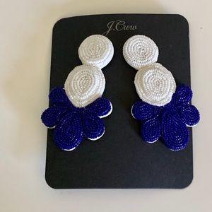 J.Crew Beaded Earrings